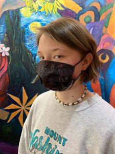 Linda mascarillas solidarias ong ngo diversidad funcional juventud
