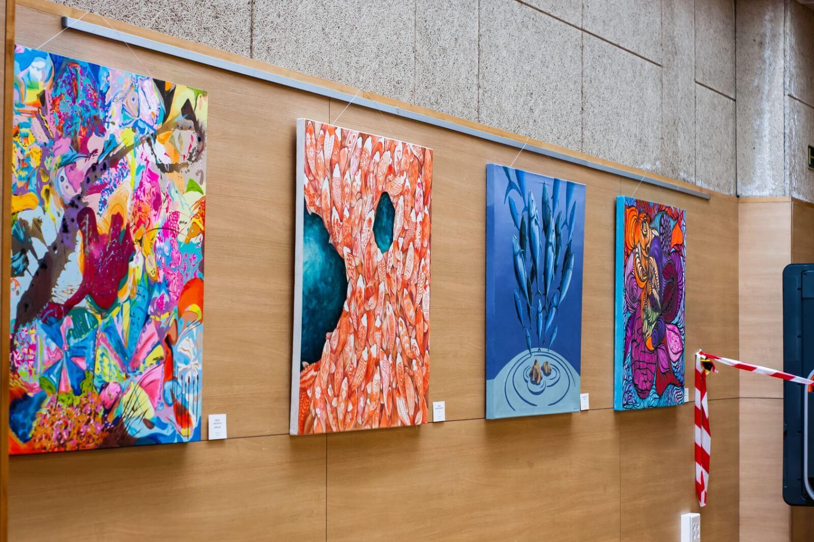 Exhibición con impacto social personas con diversidad funcional